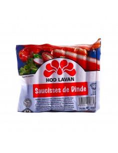 Saucisses de dinde Hod Lavan