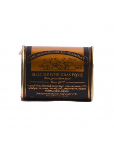 Foie gras d'oie 130gr