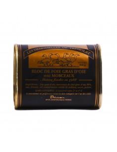Foie gras d'oie 400gr