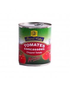 Tomates concassées SV