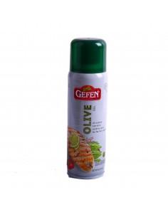 Huile d'olive en spray