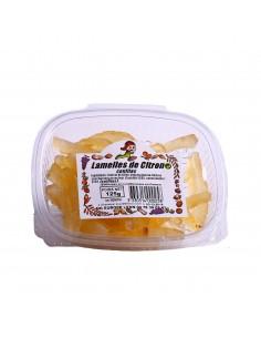 Citron ecorcés