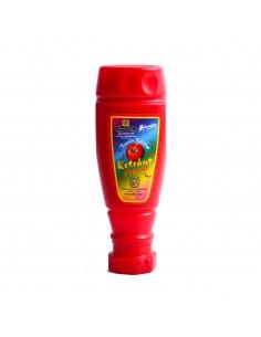 Ketchup en pot plastique...