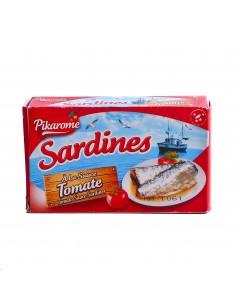 Sardine tomate