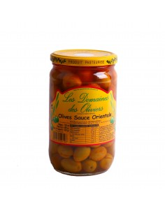 Olives sauce orientale Ben