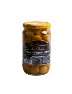Olives colossales citron Ben