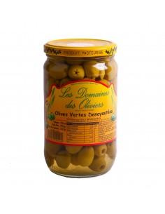 Olives vertes dénoyautées Ben