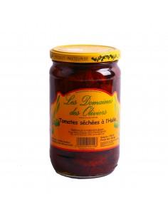 Tomates séchées à l'huile...