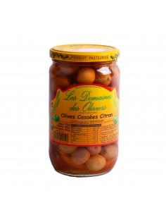 Olives cassées citron Ben