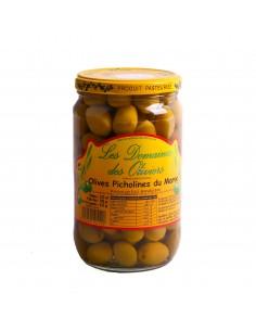 Olives picholines du Maroc Ben