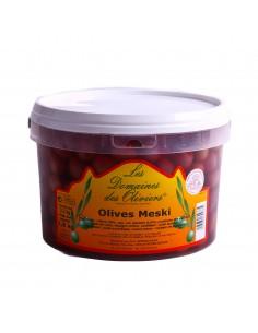 Seau olives meski