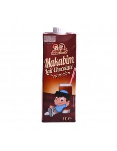 Lait chocolaté makabi