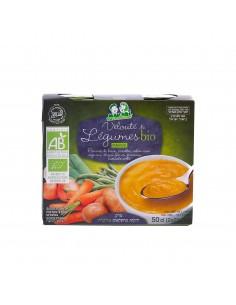 Soupe velouté légumes bio makabi