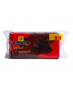 Chocolat pour cuisine x4