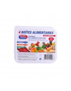 Boîte alimentaire plastique 0.45l