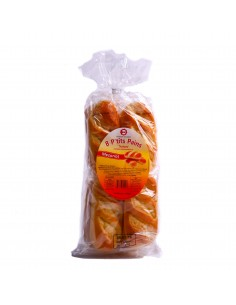 Petits pains nature x8...