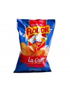 Chips gaufrette Flodor