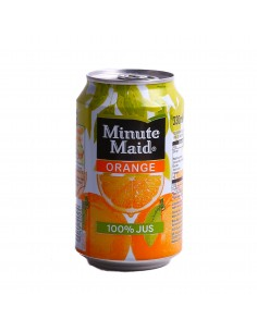 Canette Minute maid