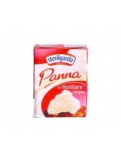 Crème fraiche sucrée