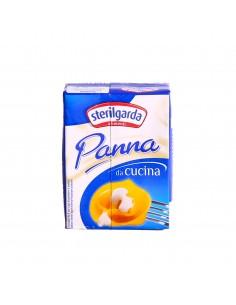 Crème fraiche salée