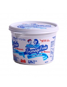 Fromage blanc Makabi 500 gr
