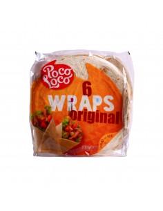 Tortilla Wrap x6 Poco Loco