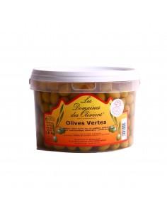 Seau olive verte Ben