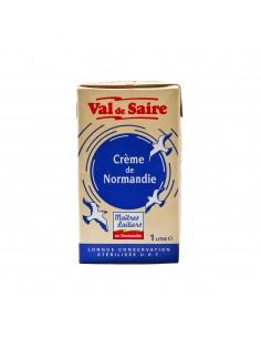 Crème fraiche litre Makabi