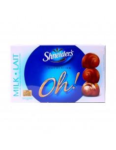 Chocolats escargots Oh Shneider's Halavi