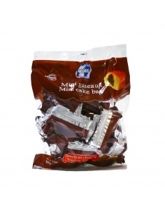 Madeleines fourrées chocolat World Food
