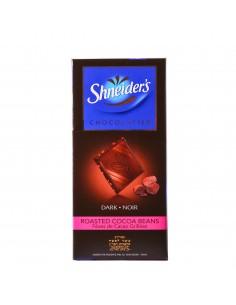 Tablette choco dark noir Shneiders