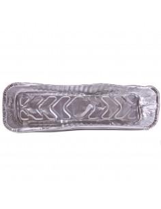 Barquette en aluminium de 450 ml