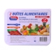 Boîtes alimentaire 1.35L x2