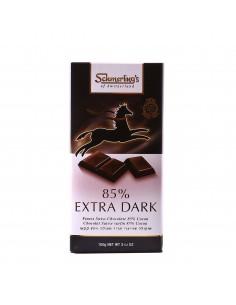 Chocolat noir extra dark 85%