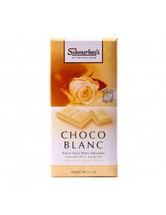 Chocolat blanc au lait pure Schmerling's