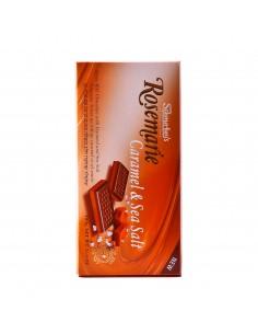 Chocolat caramel et sel marin au lait Rosemarie