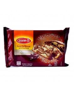 Cake marbré aux chocolat Osem