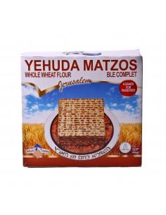 Matsot au blé complet Yehuda