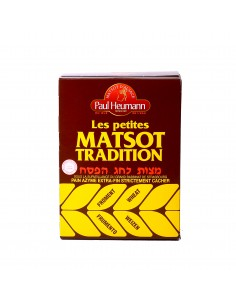Petites matsot tradition au froment Paul heumann