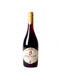 Serial Cabernet Sauvignon rouge
