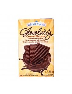Matsot Yehouda au chocolat
