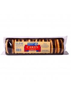 Cake anneaux chocolat Eldai