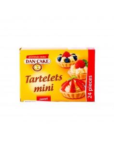 Mini Tartelettes sucrées à remplir Dan Cake