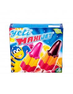 Maxi jet fruit et cola x6 Yeti