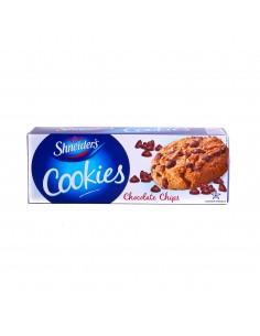 Cookies pépites de chocolat Shneider's