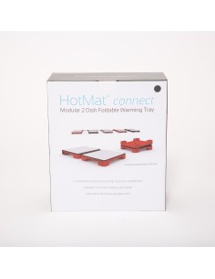 Plaque de chabbat pliable 2 feux Hot mat