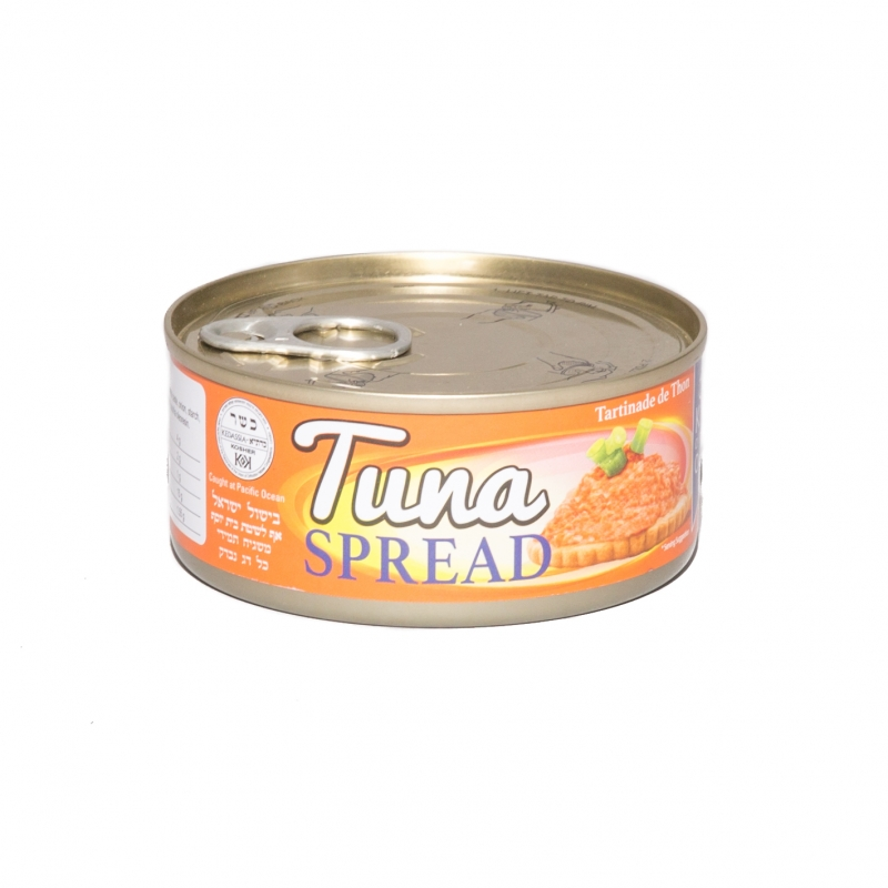 Mousse de thon tuna spread