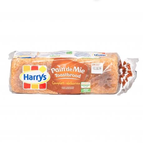 Pain de mie complet Harrys