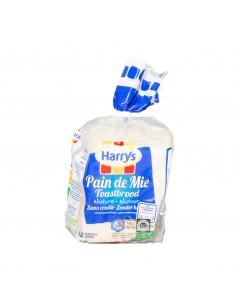 Pain de mie sans croûte Harrys