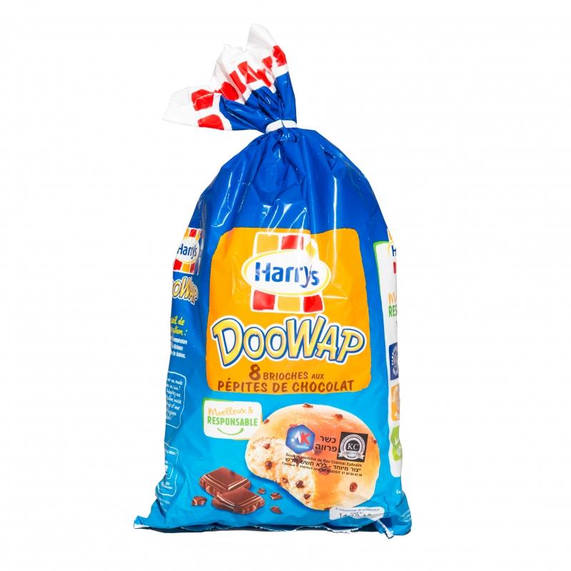Brioches aux pépites de chocolat Doowap Harrys